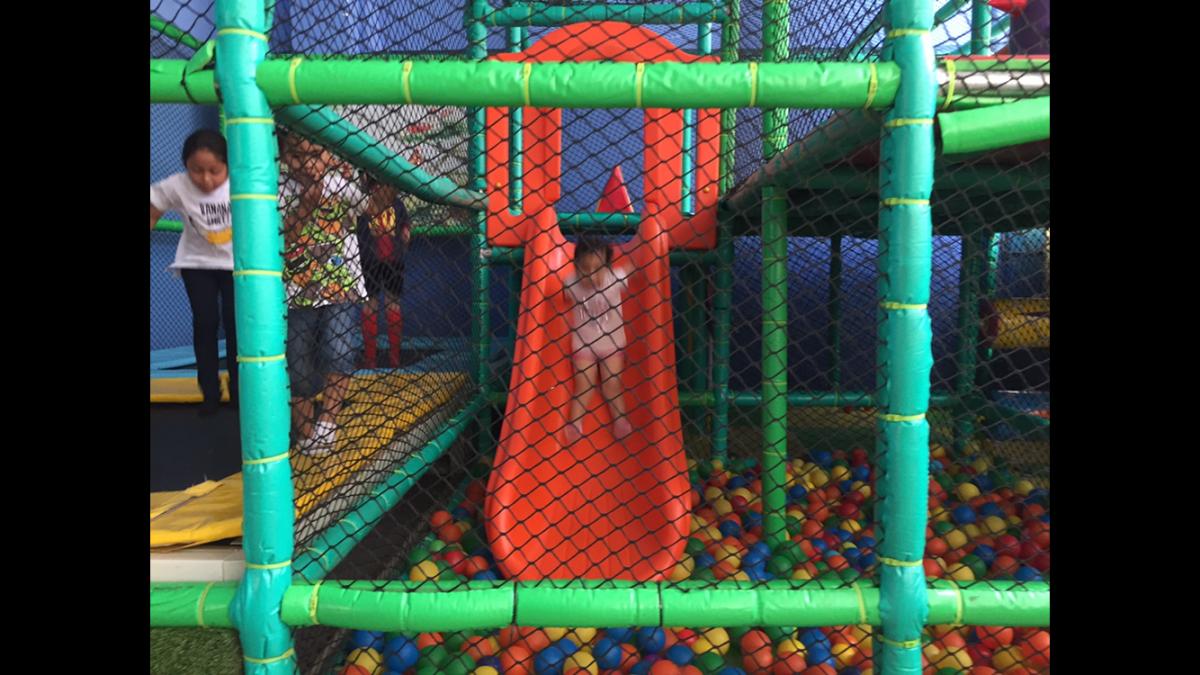 Parque para cumpleaños Sanadell