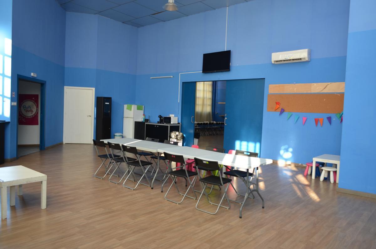 Sala para celebración de eventos